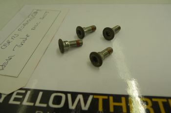 HONDA CBR125 RSF  REAR BRAKE DISC BOLTS #9 (CON-B)